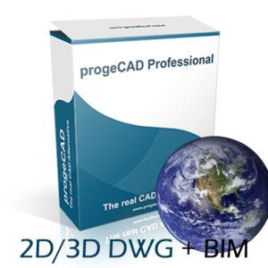 progeCAD DWG BIM