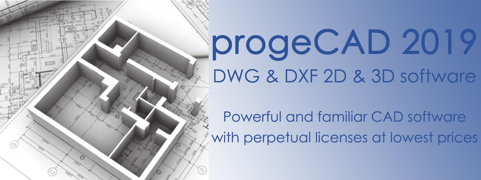 progeCAD 2D/3D Professional